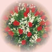 K15 kytice růží
