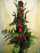 U4 Kytice růží jinak...