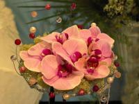 S9 Svatební orchidejová
