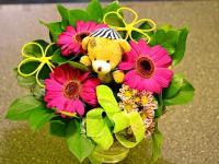 D2 Medvídková kytice