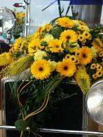 S17 Květinová dekorace
