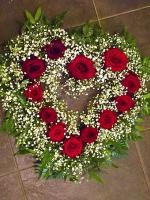 P6 Smuteční srdce